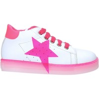 Schoenen Kinderen Lage sneakers Falcotto 2014119 05 Blanc