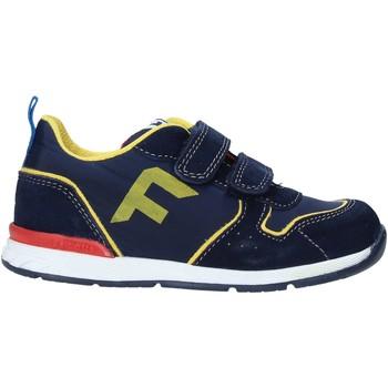 Schoenen Kinderen Lage sneakers Falcotto 2014924 01 Bleu