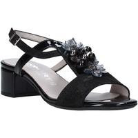 Schoenen Dames Sandalen / Open schoenen Comart 083308 Zwart