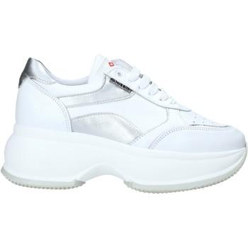 Schoenen Dames Lage sneakers Exton 1575 Wit