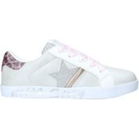 Schoenen Meisjes Lage sneakers Miss Sixty S20-SMS724 Goud