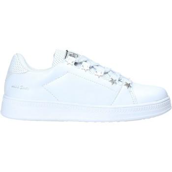 Schoenen Kinderen Lage sneakers Miss Sixty S20-SMS727 Wit