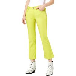 Textiel Dames Chino's Liu Jo WA0185 T7144 Jaune