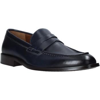 Schoenen Heren Mocassins Marco Ferretti 161432MF Blauw