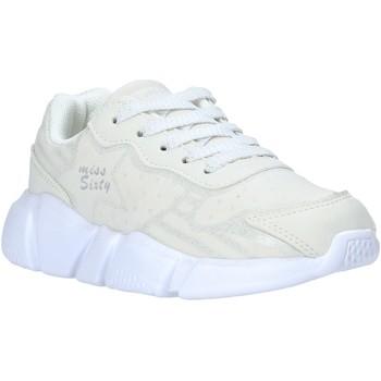 Schoenen Kinderen Lage sneakers Miss Sixty S20-SMS737 Wit
