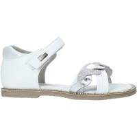 Schoenen Meisjes Sandalen / Open schoenen Miss Sixty S20-SMS752 Wit