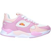 Schoenen Kinderen Lage sneakers Ellesse ES0007S Roze