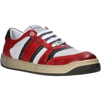Schoenen Heren Lage sneakers Exton 310 Rood