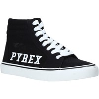 Schoenen Dames Hoge sneakers Pyrex PY020226 Zwart