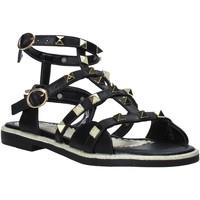 Schoenen Meisjes Sandalen / Open schoenen Joli JT0079S Zwart