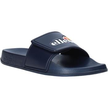 Schoenen Heren Leren slippers Ellesse OS EL01M70402 Blauw