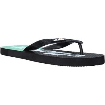 Schoenen Heren Slippers Ellesse OS EL01M70405 Zwart