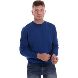 Textiel Heren Truien Navigare NV00203 30 Blauw