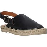Schoenen Dames Sandalen / Open schoenen Bueno Shoes L2901 Zwart