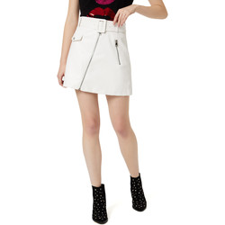 Textiel Dames Rokken Liu Jo WA0015 E0392 Blanc
