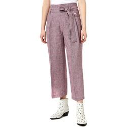 Textiel Dames Losse broeken / Harembroeken Liu Jo FA0211 T4185 Violet