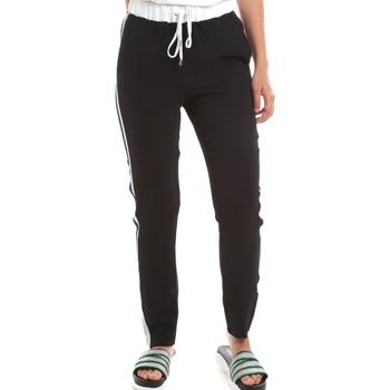 Textiel Dames Trainingsbroeken Liu Jo TA0205 T8552 Zwart