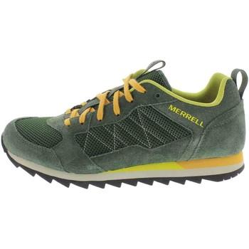 Schoenen Heren Lage sneakers Merrell J62447 Groen