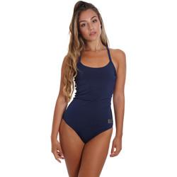 Textiel Dames badpak Ea7 Emporio Armani 911029 CC417 Blauw
