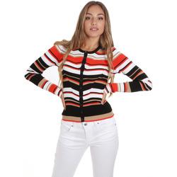 Textiel Dames Vesten / Cardigans Liu Jo MA0084 MA99E Orange