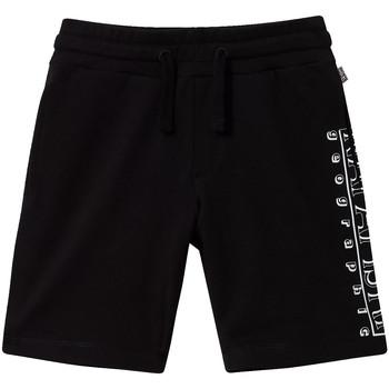 Textiel Kinderen Korte broeken / Bermuda's Napapijri NP0A4E4I Noir