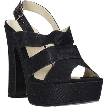 Schoenen Dames Sandalen / Open schoenen Esther Collezioni ELE 084 Zwart