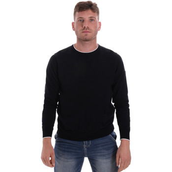 Textiel Heren Truien Navigare NV00221 30 Blauw