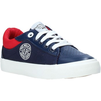 Schoenen Kinderen Lage sneakers Fred Mello S20-SFK306 Blauw