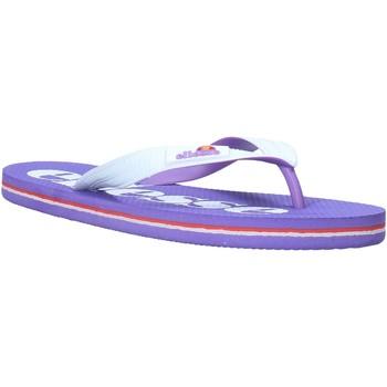 Schoenen Dames Slippers Ellesse OS EL01W70404 Violet