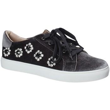 Schoenen Dames Lage sneakers Fornarina PE17TR1112 Grijs