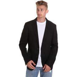 Textiel Heren Jasjes / Blazers Antony Morato MMJA00417 FA400060 Zwart