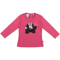 Textiel Kinderen T-shirts met lange mouwen Melby 20C2101DN Roze
