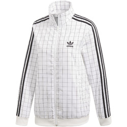 Textiel Dames Trainings jassen adidas Originals CE1734 Wit