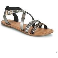 Schoenen Dames Sandalen / Open schoenen Kickers DIAPPO Brons
