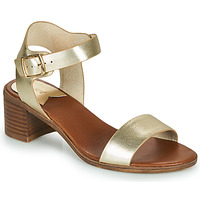 Schoenen Dames Sandalen / Open schoenen Kickers VOLOU Goud