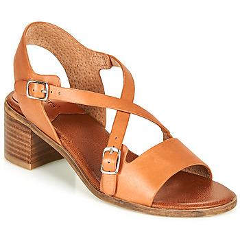 Schoenen Dames Sandalen / Open schoenen Kickers VOLUBILIS  camel