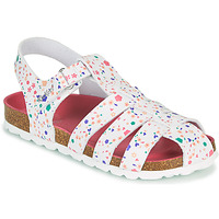 Schoenen Meisjes Sandalen / Open schoenen Kickers SUMMERTAN Roze