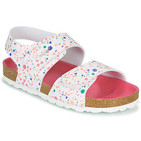 Schoenen Meisjes Sandalen / Open schoenen Kickers SUMMERKRO Roze