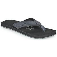 Schoenen Heren Slippers Oxbow VALLY Zwart