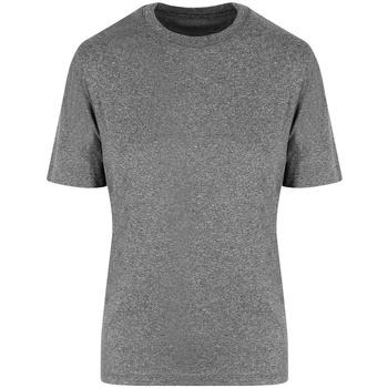 Textiel T-shirts korte mouwen Awdis JC004 Grijze stadsmergel