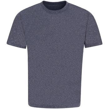 Textiel T-shirts korte mouwen Just Cool JC004 Marine Stadsmergel