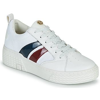 Schoenen Dames Lage sneakers Palladium Manufacture EGO 03 NPA Wit