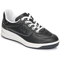 Schoenen Dames Lage sneakers TBS BRANDY Zwart / Wit