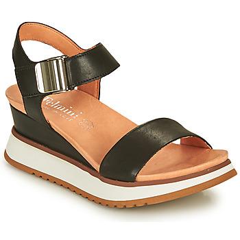 Schoenen Dames Sandalen / Open schoenen Felmini KAREN Zwart