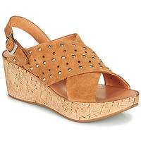 Schoenen Dames Sandalen / Open schoenen Felmini MONACO Brown