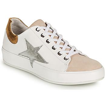 Schoenen Dames Lage sneakers Felmini TRUMP Wit