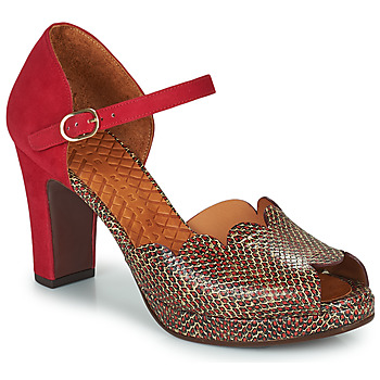 Schoenen Dames Sandalen / Open schoenen Chie Mihara NADILA Rood