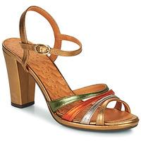 Schoenen Dames Sandalen / Open schoenen Chie Mihara ADIEL Groen / Brons