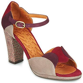 Schoenen Dames Sandalen / Open schoenen Chie Mihara ADAIR Bordeaux / Beige