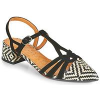 Schoenen Dames pumps Chie Mihara ROSALI Zwart / Beige